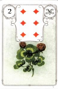 ТРАКТОВКА КАРТ  Мадам Ленорман S4459537