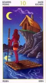 Таро Юных Ведьм. Младшие Арканы. Валуны 10885304