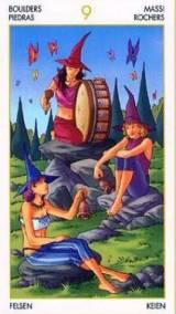 Таро Юных Ведьм. Младшие Арканы. Валуны 127814639