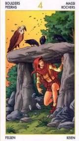 Таро Юных Ведьм. Младшие Арканы. Валуны 183293583