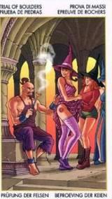 Таро Юных Ведьм. Младшие Арканы. Валуны 251986755