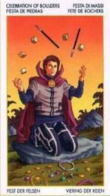 Таро Юных Ведьм. Младшие Арканы. Валуны 261553951