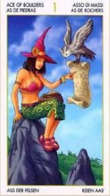 Таро Юных Ведьм. Младшие Арканы. Валуны 392490931