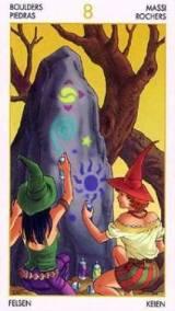 Таро Юных Ведьм. Младшие Арканы. Валуны 432020845