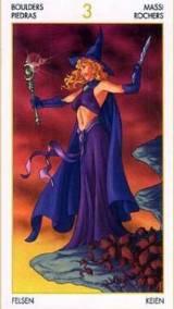 Таро Юных Ведьм. Младшие Арканы. Валуны 602918324