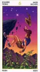 Таро Юных Ведьм. Младшие Арканы. Валуны 697921762
