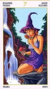Таро Юных Ведьм. Младшие Арканы. Валуны 991951876