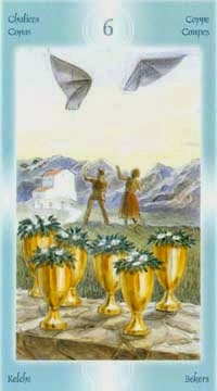 Таро Ангелов-Хранителей. - Страница 3 1067295