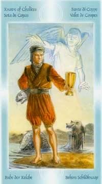 Таро Ангелов-Хранителей. - Страница 3 510913912