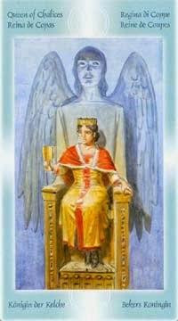 Таро Ангелов-Хранителей. - Страница 4 597525244