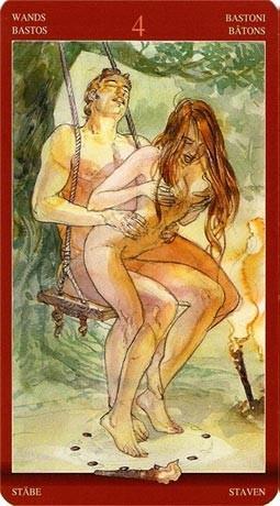 Сексуальная магия таро