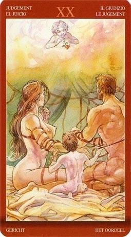 Таро сексуальной магтт мир