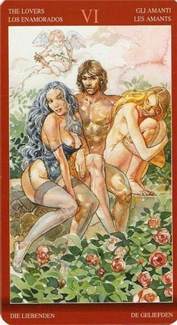 Карты таро сексуальная магия